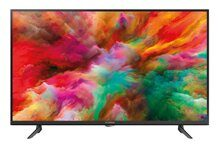 "Телевизор LED Hyundai 43"" H-LED43ET3000 Metal черный/FULL HD/60Hz/DVB-T2/DVB-C/DVB-S2/USB (RUS)"